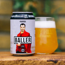 Gipsy Hill Baller IPA 330ml can
