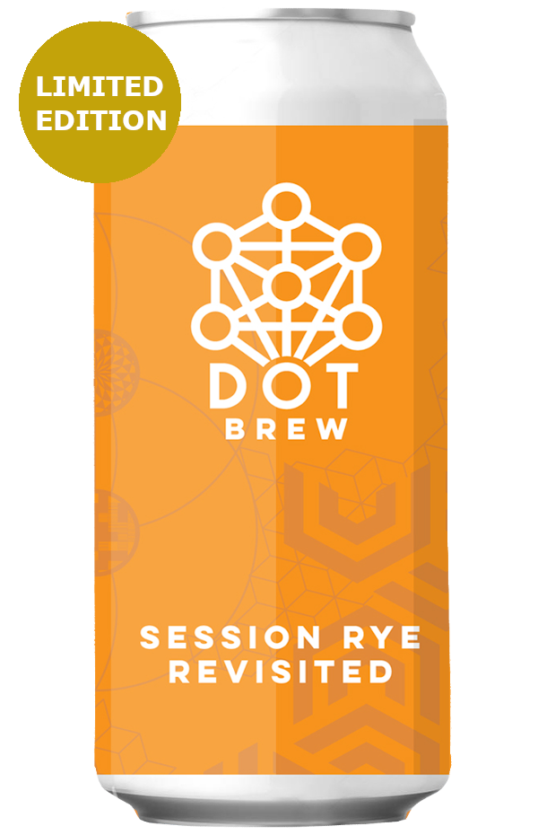 DOT Brew Session Rye Revisited 440ml can
