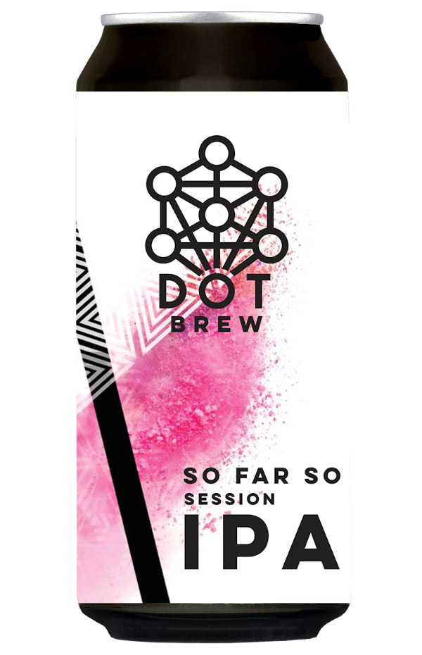 DOT So Far So Good Session IPA 440ml can