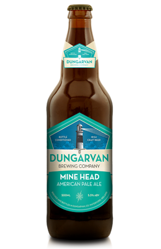 Dungarvan Mine Head American Pale Ale Bottle