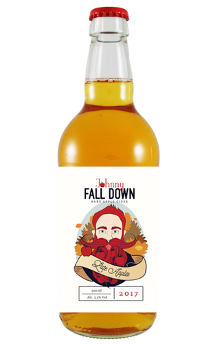 Johnny Fall Down Late Apples 2017