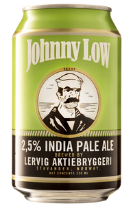 Lervig Johnny Low 330ml can