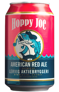 Lervig Hoppy Joe American Red Ale 330ml can