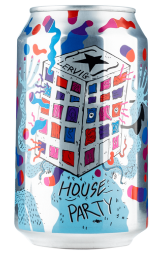Lervig House Party 4% Session IPA 330ml can