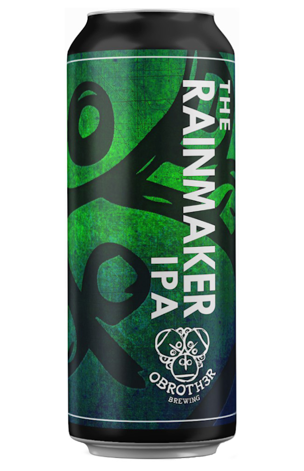 O Brother The Rainmaker IPA 440ml can