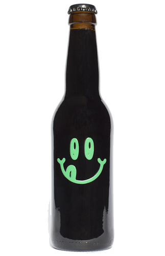 Omnipollo Aon Pecan Mud Cake Stout Bottle