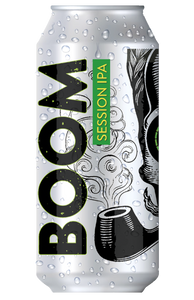Stone Barrel Boom Irish Session IPA 440ml can