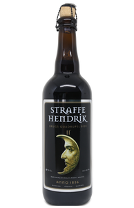 Straffe Hendrik Quadruple Ale 750ml bottle