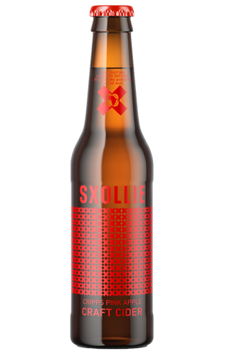 Sxollie Cider Cripps Pink Lady Apples 330ml bottle