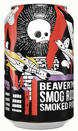 Beavertown Smog Rocket Smoked Porter - 330ml Can