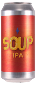 This is a can of Garage Beer Soup