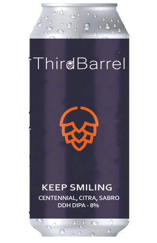 Third Barrel Keep Smiling