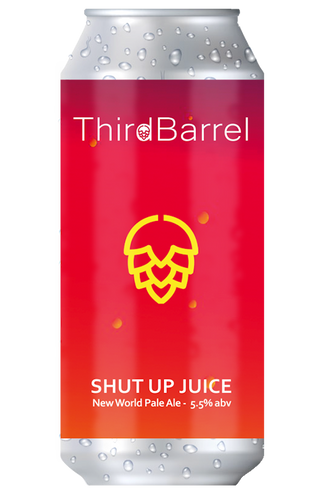 Third Barrel Shut Up Juice