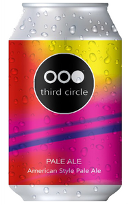 Third Circle Pale Ale 330ml can