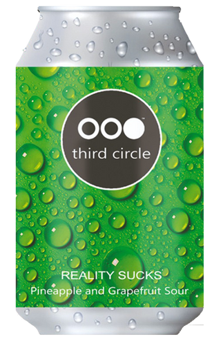 Third Circle Reality Sucks 330ml can