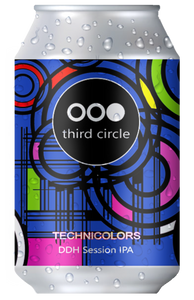 Third Circle Technicolors Session IPA 330ml can