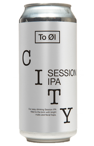 To Øl City Session 440ml can