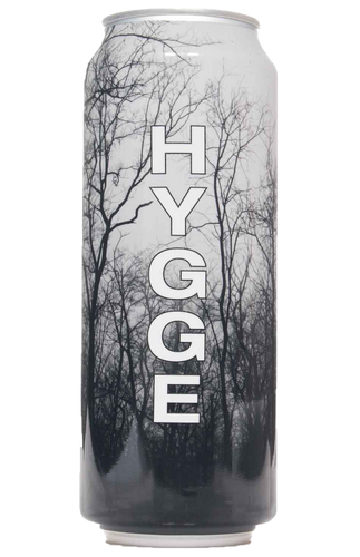 To Øl Fuck Art This is Hygge Rye Saison 500ml can