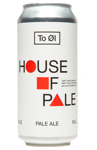 To Øl House of Pale 440ml can