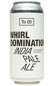 To Øl Whirl Domination 440ml can