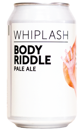 Whiplash Body Riddle American Pale Ale 330ml Can