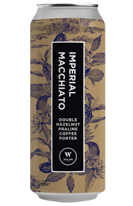 Wylam Imperial Macchiato Double Porter 440ml can