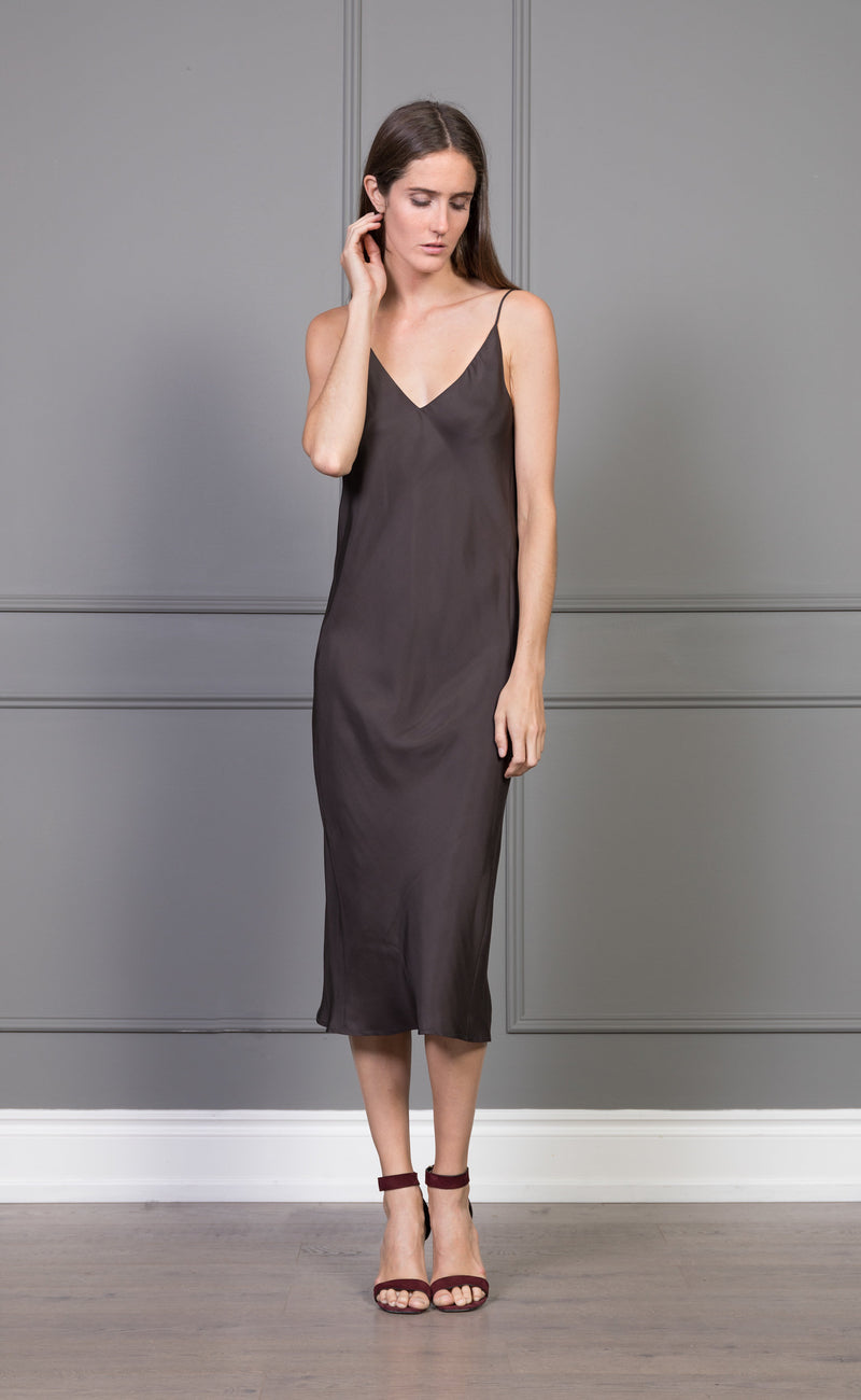 CLEMENTINE'S x MEROTTO Sasha Slip Dress Cocktail