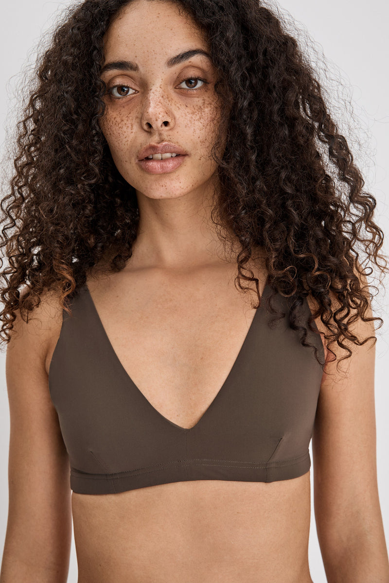 Filippa K Bra Top/ High Brief Bikini