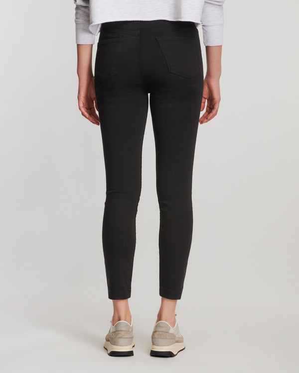 J Brand Dellah High-Rise Denim Legging