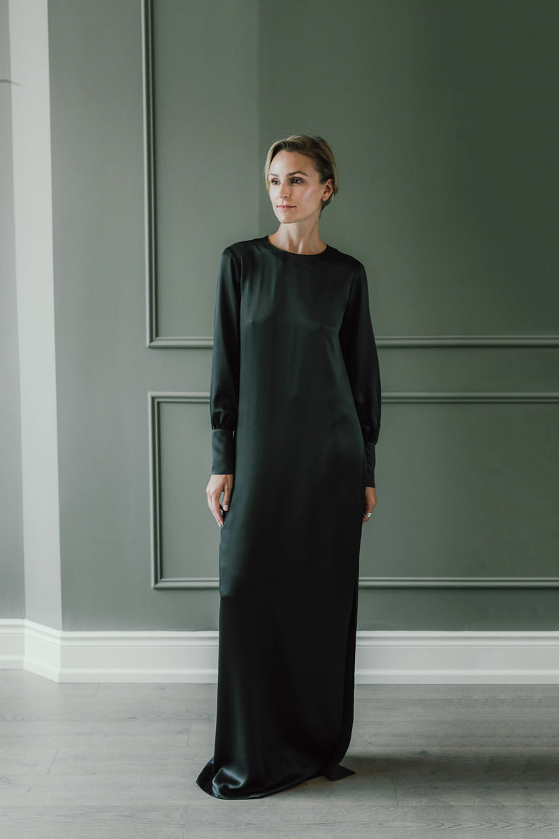 CLEMENTINE'S x MEROTTO Alexandra Dress - Maxi