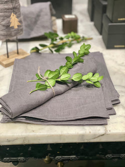 Linn Stone Washed Kitchen Towel