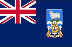 Great-Britain overseas territories - Falkland Islands