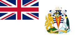 Great-Britain overseas territories - British Antarctic Territory