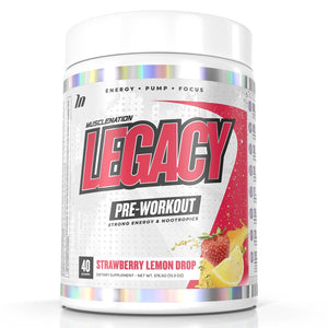 LEGACY PRE-WORKOUT STRAWBERRY LEMON DROP
