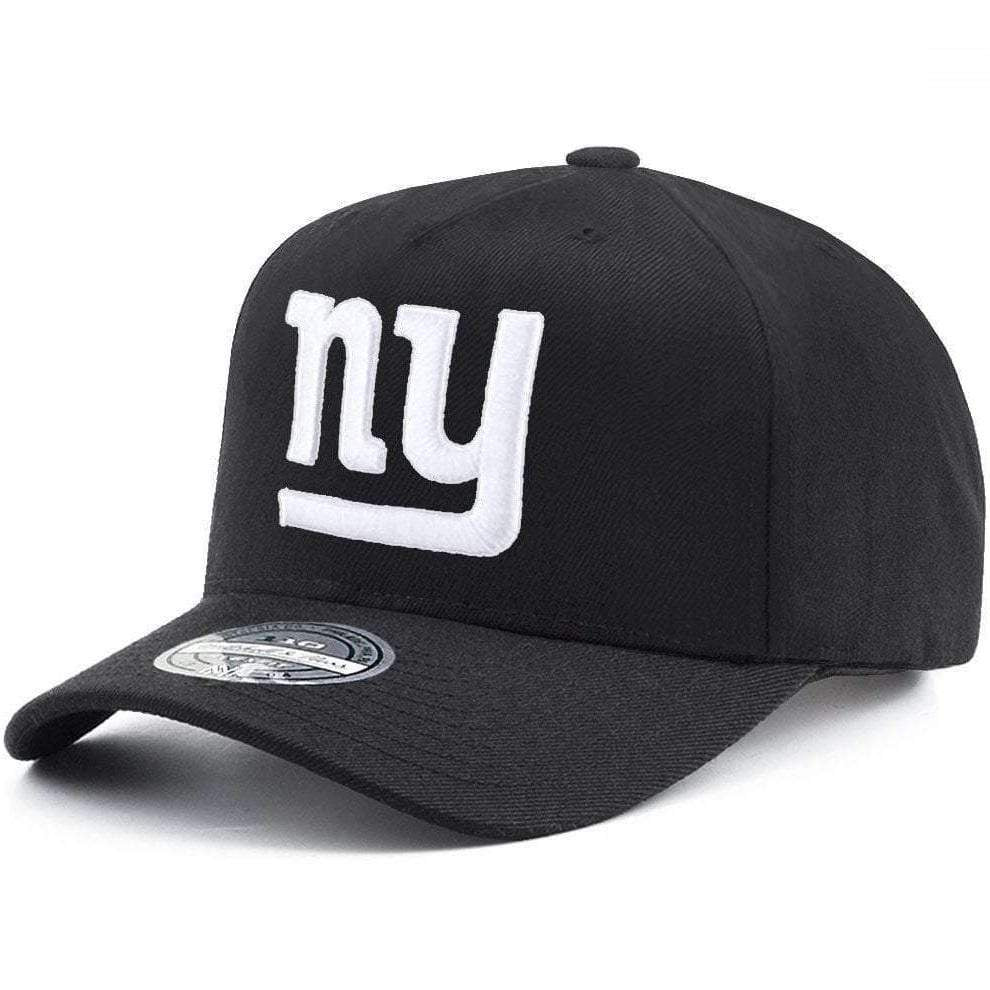 Mitchell & Ness 110 Pinch Panel Snapback NY Giants - Black