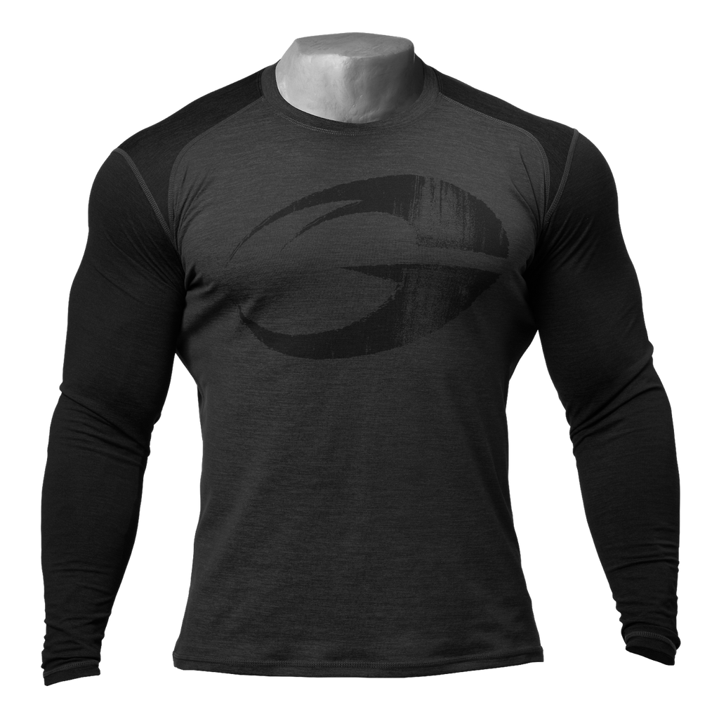 Ops edition LS, Grey/black