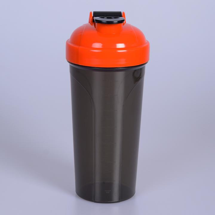 750ML SHAKER - BLACK / RED