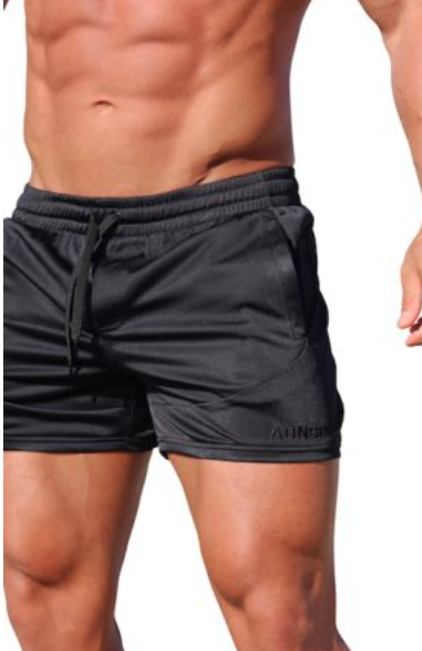 ENVY (BLACK/BLACK) SHORTS