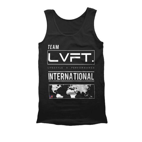 International Tank - Black