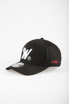 PHILLIPS SNAPBACK CAP - BLACK