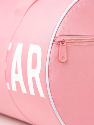 GIFT THIRD - RAW ESSENTIALS DUFFLE BAG PINK