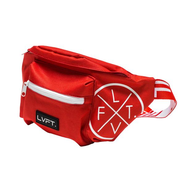 LVFT Waist Packs- Red
