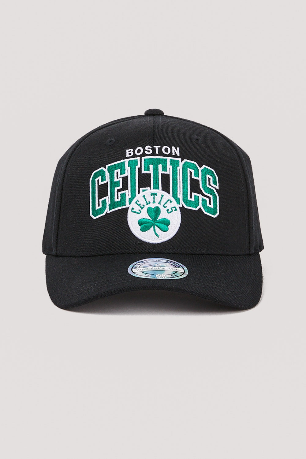 Mitchell and Ness Team arch high crown 110 Boston Celtics