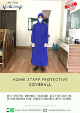 Load image into Gallery viewer, Abiti Bella 'Enklose' Reusable Protective Repair -Staff Coverall (Men), Set of 1 Pc
