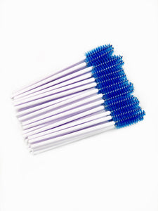 (50 pcs) Disposable Eyelash Wand Applicator
