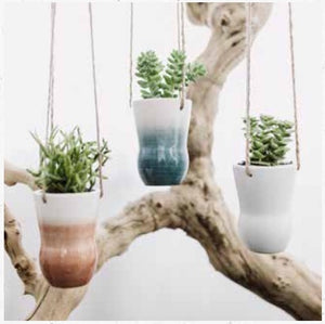 Hanging Succulent Planter (Set of 3)