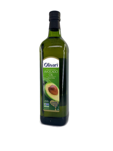 USA Olivari 100% Cold Pressed Avocado Oil 1ltr
