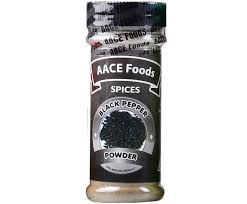 Aace Foods Black Pepper 70 g