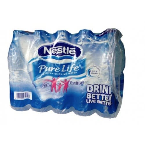 Nestle table table water 60cl (20 per pack)
