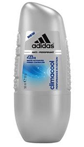 Adidas AntiPerspirant Deodorant Roll On Climacool Grey 50 ml